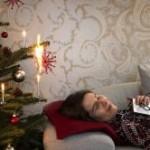 Bild Beleuchtung vom Weihnachtsbaum